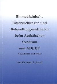 Buch Titel Dr. mad. Faraji