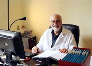Dr. med. Salaheddin Faraji